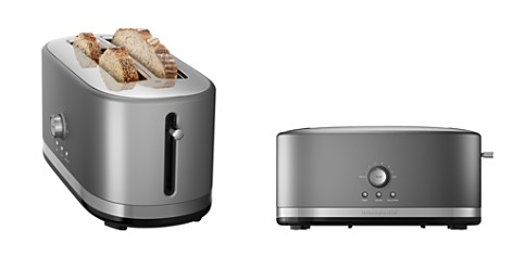 KitchenAid 4-Slice Long Slot Toaster #KMT4116 - Bloomingdale's_2