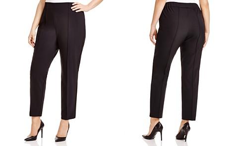 Lafayette 148 New York Plus Pintuck City Pants - Bloomingdale's_2