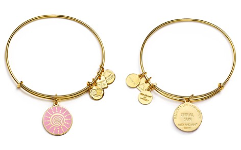 Alex and Ani Spiral Sun Bangle, Charity by Design Collection - Bloomingdale's_2