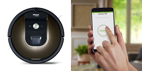 iRobot Roomba 980 Vacuum Cleaning Robot - Bloomingdale's Registry_2
