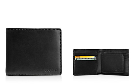 COACH Double Billfold Wallet with Removable ID - Bloomingdale's_2