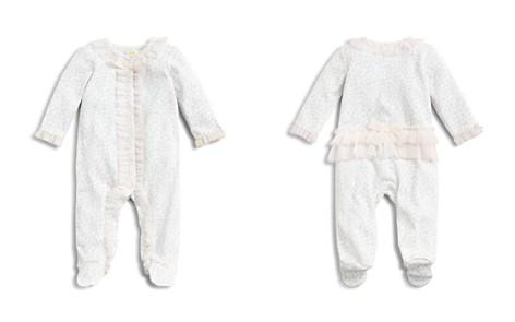 Bloomie's Girls' Leopard-Print Footie, Baby - 100% Exclusive - Bloomingdale's_2