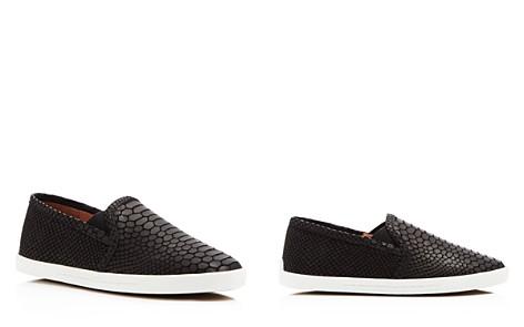Joie Kidmore Croc Embossed Slip-On Sneakers - Bloomingdale's_2