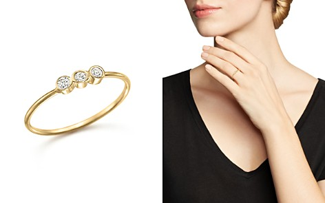 Zoë Chicco 14K Yellow Gold and Diamond Bezel-Set Ring - Bloomingdale's_2