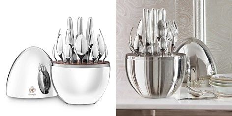 Christofle Mood 24-Piece Flatware Set - Bloomingdale's Registry_2