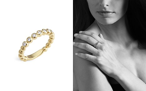 LAGOS 18K Gold Beaded and Diamond Ring - Bloomingdale's_2