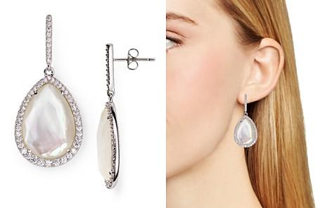 Nadri Sterling Mother-of-Pearl Teardrop Earrings - Bloomingdale's_2