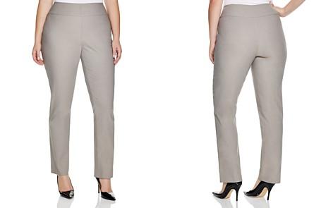 NIC+ZOE Plus Wonderstretch Slim Pants - Bloomingdale's_2