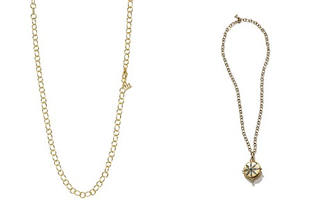 """Temple St. Clair 18K Yellow Gold Ribbon Chain Necklace, 18"""" - Bloomingdale's_2"""