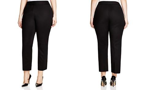 VINCE CAMUTO Plus Slim-Leg Ankle Pants - Bloomingdale's_2