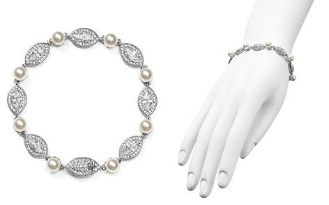 Nadri Simulated Pearl Bracelet - Bloomingdale's_2