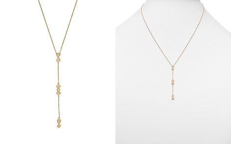 """Dana Rebecca Designs 14K Yellow Gold Emily Sarah Yellow Gold Lariat Necklace with Diamonds, 20"""" - Bloomingdale's_2"""