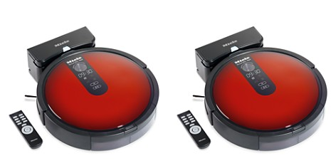 Miele Scout RX1 Red Robot Vacuum - Bloomingdale's Registry_2