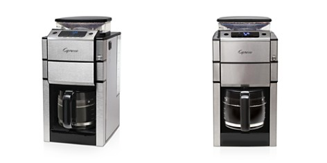 Capresso Pro Plus Glass Coffeemaker and Grinder - Bloomingdale's_2