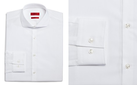 HUGO Jason Slim Fit Dress Shirt - Bloomingdale's_2