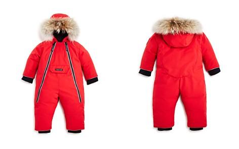 Canada Goose Unisex Lamb Snowsuit - Baby - Bloomingdale's_2