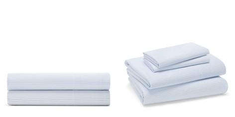 Bloomingdale's Essentials Stripe Sheet Sets - 100% Exclusive_2