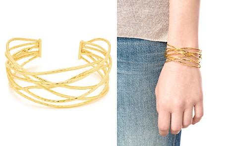 Gorjana Lola Crisscross Wire Cuff - Bloomingdale's_2
