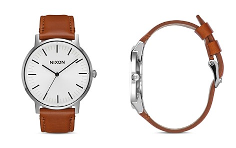 Nixon Porter Strap Watch, 40mm - Bloomingdale's_2