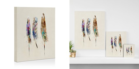 "DENY Free Feathers Canvas, 16"" x 20"" - Bloomingdale's_2"