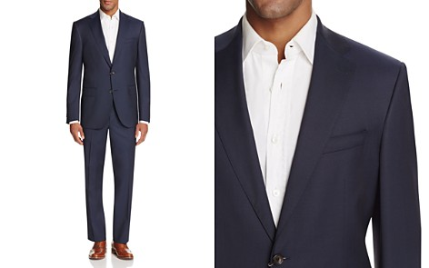 Jack Victor Basic Classic Fit Suit - Bloomingdale's_2