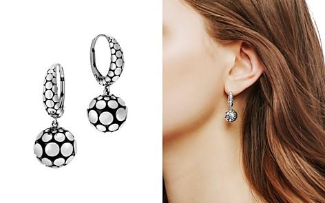 John Hardy Sterling Silver Dot Drop Earrings - Bloomingdale's_2