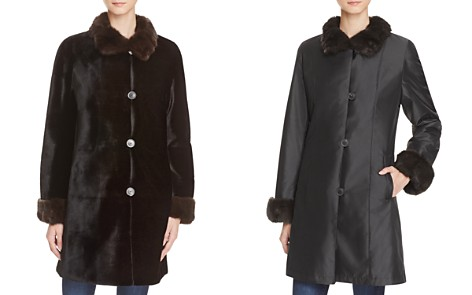 Maximilian Furs x Trilogy Reversible Sheared Mink Coat - 100% Exclusive - Bloomingdale's_2