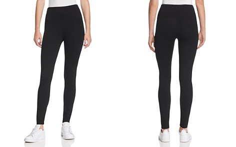 Lyssé Center Seam Ponte Leggings - Bloomingdale's_2