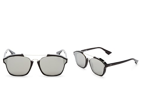 Dior Abstract Mirrored Sunglasses, 58mm - Bloomingdale's_2