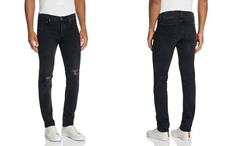 rag & bone Standard Issue Fit 1 Super Slim Fit Jeans in Rock W - Bloomingdale's_2