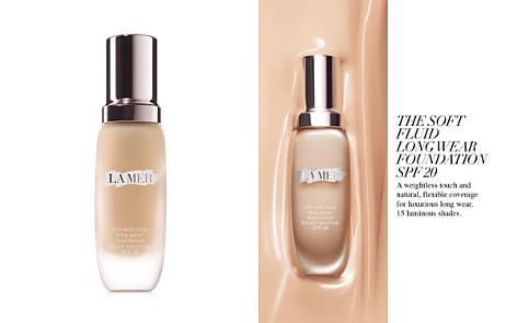 La Mer The Soft Fluid Long Wear Foundation SPF 20 - Bloomingdale's_2