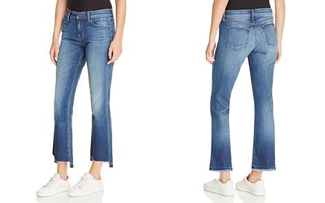 J Brand Selena Mid Rise Crop Jeans in Decoy - Bloomingdale's_2
