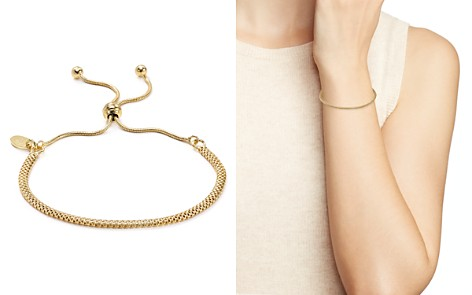 Argento Vivo Mesh Chain Adjustable Bracelet - Bloomingdale's_2