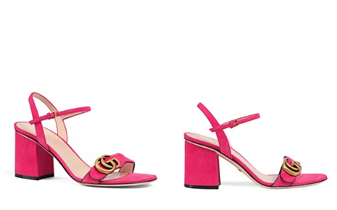 Gucci Marmont Open Toe Sandals - Bloomingdale's_2
