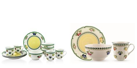 Villeroy & Boch French Garden 12-Piece Dinnerware Set - Bloomingdale's Registry_2