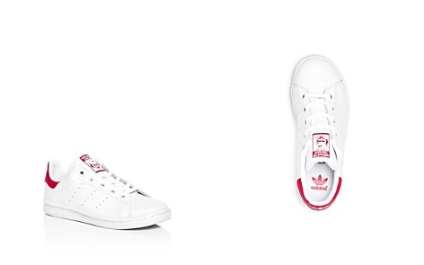 Adidas Girls' Stan Smith Lace Up Sneakers - Toddler, Little Kid - Bloomingdale's_2