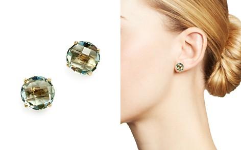 Prasiolite Briolette Stud Earrings in 14K Yellow Gold - 100% Exclusive - Bloomingdale's_2