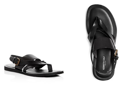 Kenneth Cole Men's Reel-Ist Leather Thong Sandals - Bloomingdale's_2