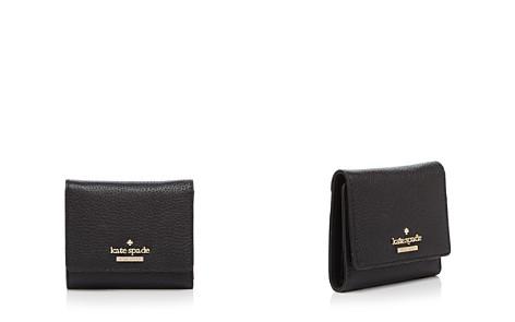 kate spade new york Jackson Street Jada Pebbled Leather Trifold Wallet - Bloomingdale's_2