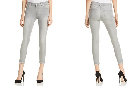 DL1961 Florence Instasculpt Cropped Jeans in Legendary - Bloomingdale's_2