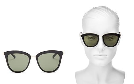 Le Specs Women's Caliente Cat Eye Sunglasses, 53mm - Bloomingdale's_2