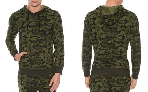 2(X)IST Camouflage Terry Pullover Hoodie Lounge Sweatshirt - Bloomingdale's_2
