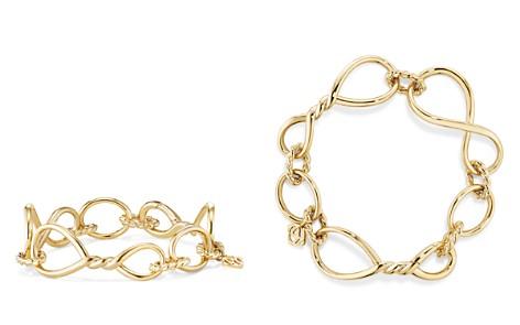 David Yurman Continuance Chain Bracelet in 18K Gold - Bloomingdale's_2