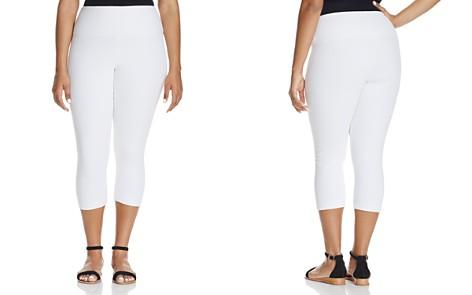 Lyssé Plus Perfect Denim Capri Leggings - Bloomingdale's_2