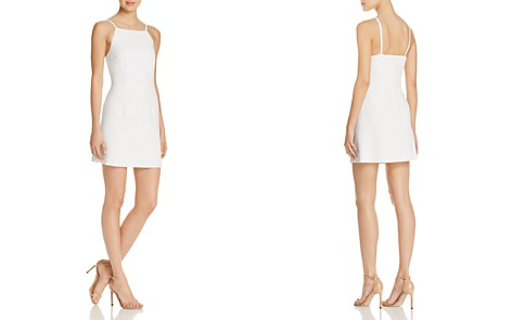 FRENCH CONNECTION A-Line Mini Dress - Bloomingdale's_2