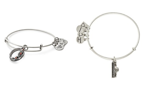 Alex and Ani Queen's Crown Expandable Wire Bangle - Bloomingdale's_2