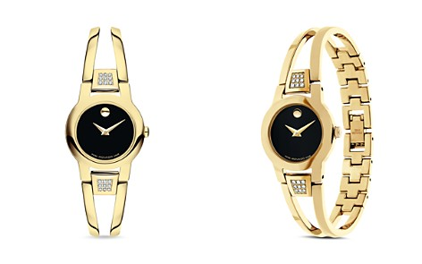 Movado Amorosa Diamond Watch, 24mm - Bloomingdale's_2