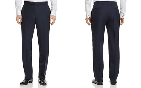 Hart Schaffner Marx Basic New York Classic Fit Dress Pants - Bloomingdale's_2