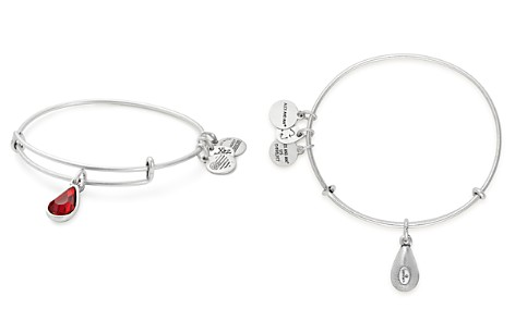 Alex and Ani Swarovski Crystal Birthstone Expandable Wire Bangle - Bloomingdale's_2