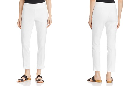NIC and ZOE Perfect Slim Ankle Pants - Bloomingdale's_2